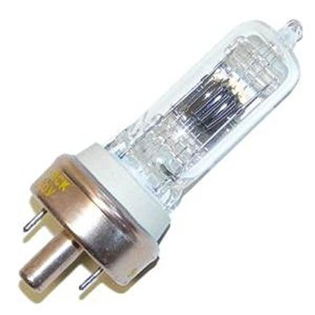 Sylvania 54576 BCK 120V 500W Projector Lamp Light Bulb, Incandescent bulbs are dimmable bulb and din not a have poor quality light as low energy bulbs By