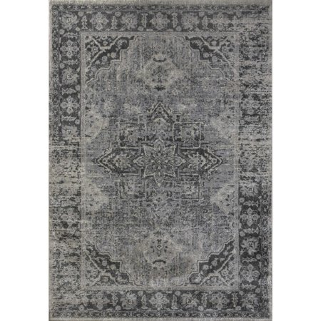 Better Homes and Gardens 5x7 Distressed Medallion Rug