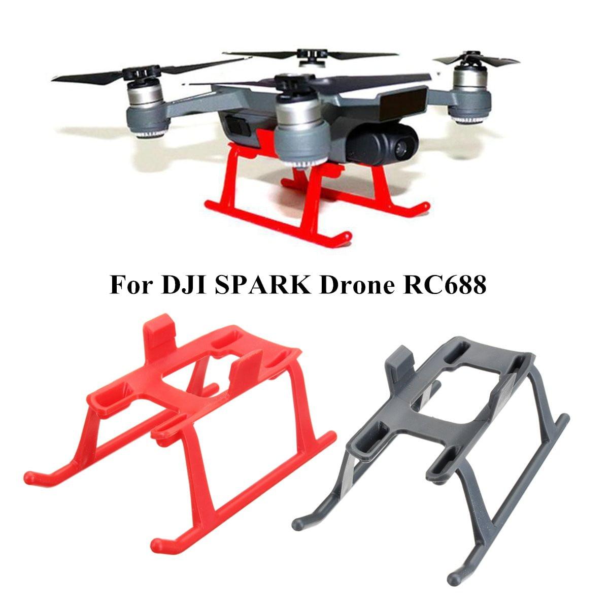 Extend Landing Gear Leg Riser Stabilizer Accessories Fit DJI SPARK Drone RC68 US