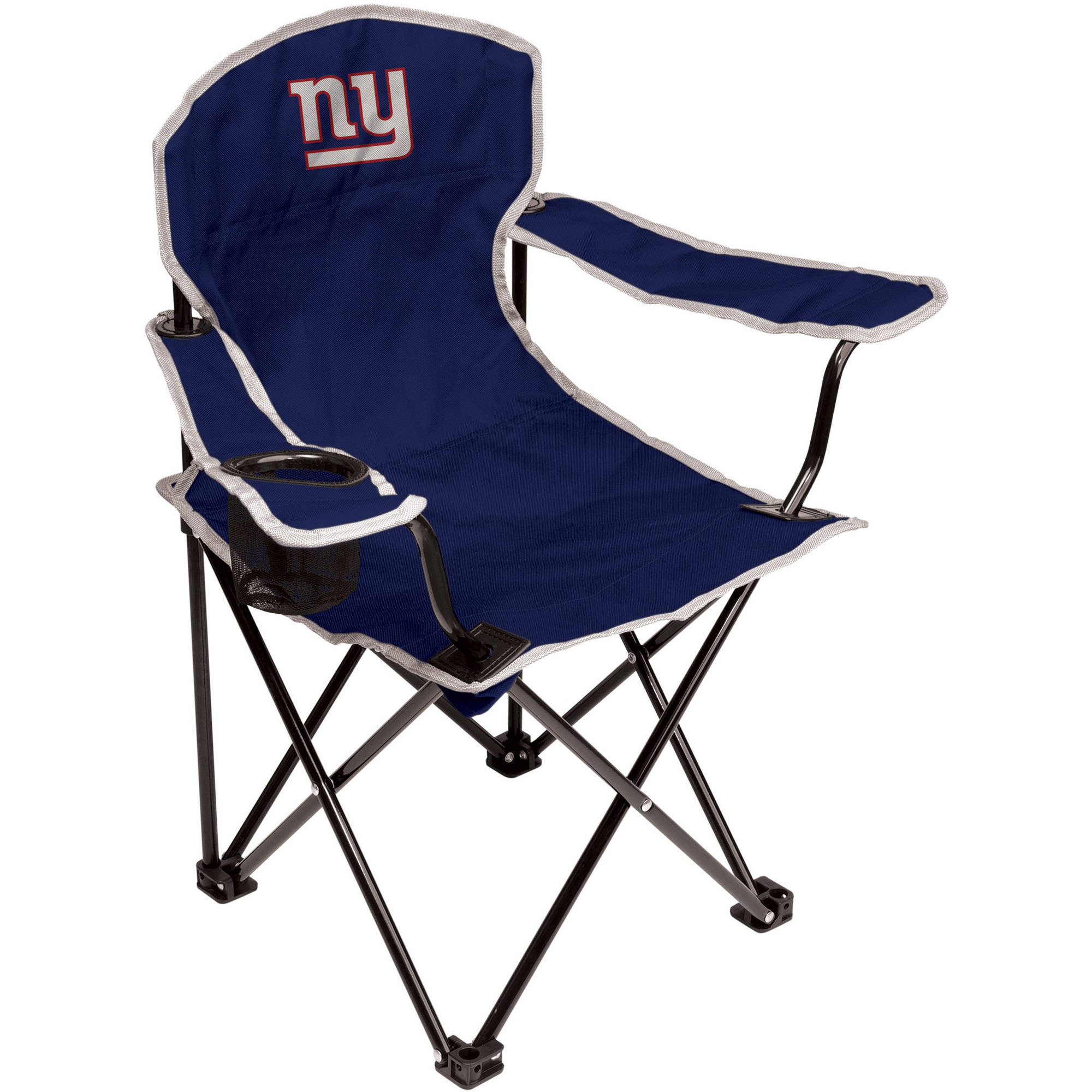 NFL New York Giants Youth Size Tailgate Chair from Coleman by Rawlings