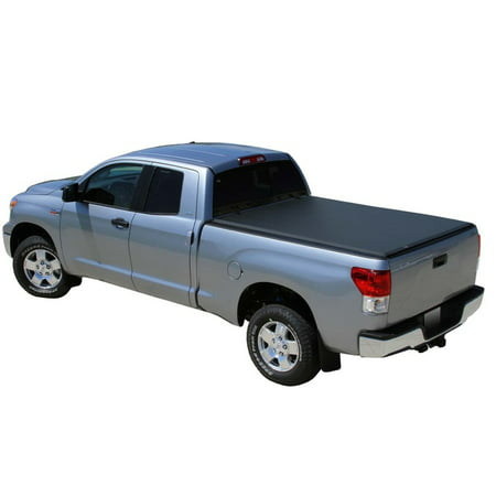 Access Limited 07+ Tundra 5ft 6in Bed (w/ Deck Rail) Roll-Up Cover