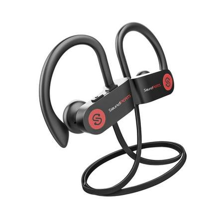 2a3834ba3e9 Bluetooth Headphones,SoundPEATS Sports Wireless Earbuds, IPX7 Waterproof  Head... - Walmart.com