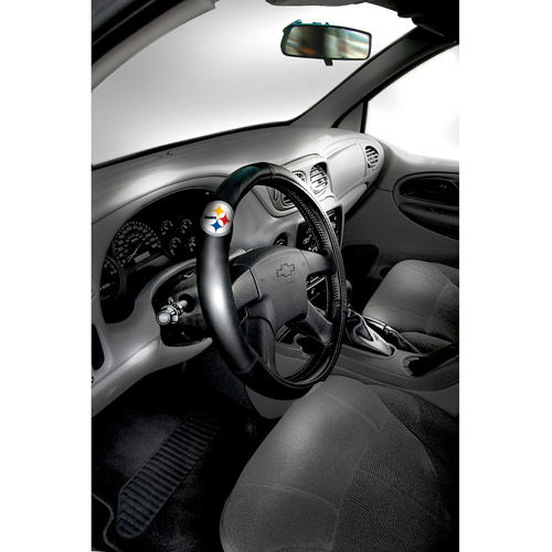 NFL Steering Wheel Cover, Steelers