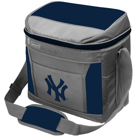New York Yankees Coleman 16-Can 24-Hour Soft-Sided Cooler - No Size
