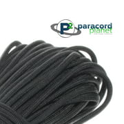 Paracord Planet 10', 25', 50', 100' Hanks & 250', 1000' Spools of Parachute 550 Cord Type III 7 Strand Paracord in Over 60 Solid Colors