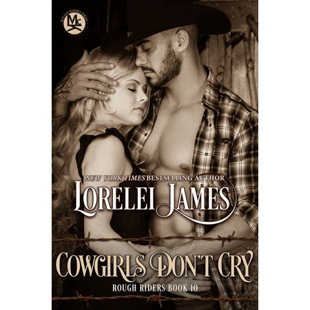 Cowgirls Don't Cry - eBook