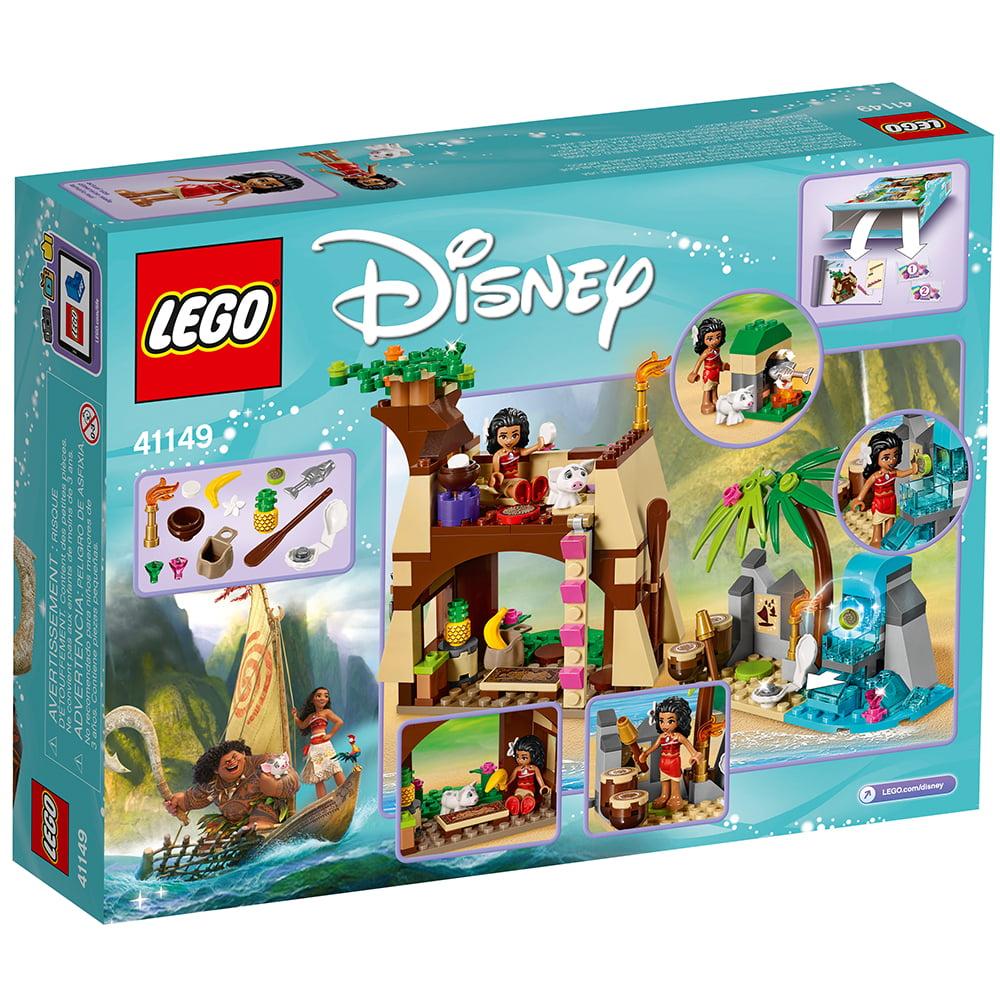 LEGO Disney Princess Moana's Island Adventure 41149 - Walmart.com