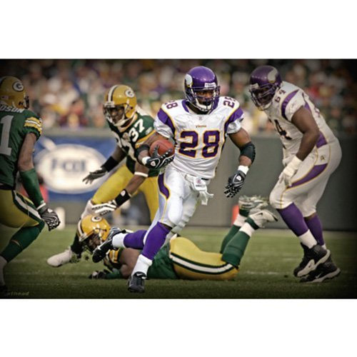 Fathead NFL Player In Your Face Mural Wall Decal