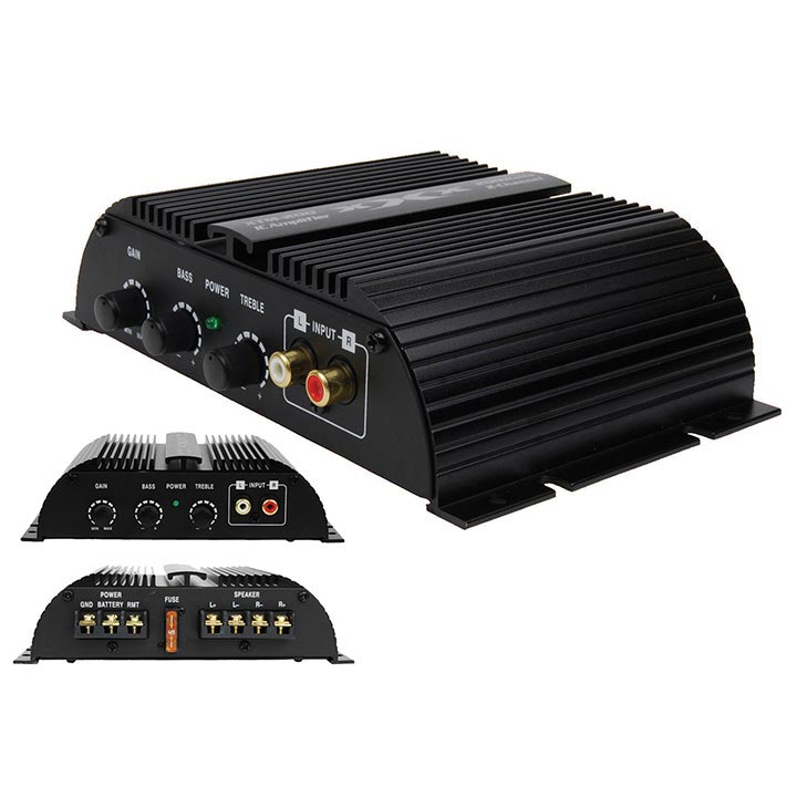 Audiopipe XTM200 Xxx 2 Channel Ic Amplifier
