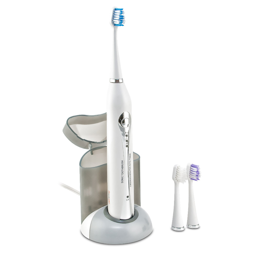 Dazzlepro Advanced Sonic Toothbrush with Charging Base, Twilight Edition