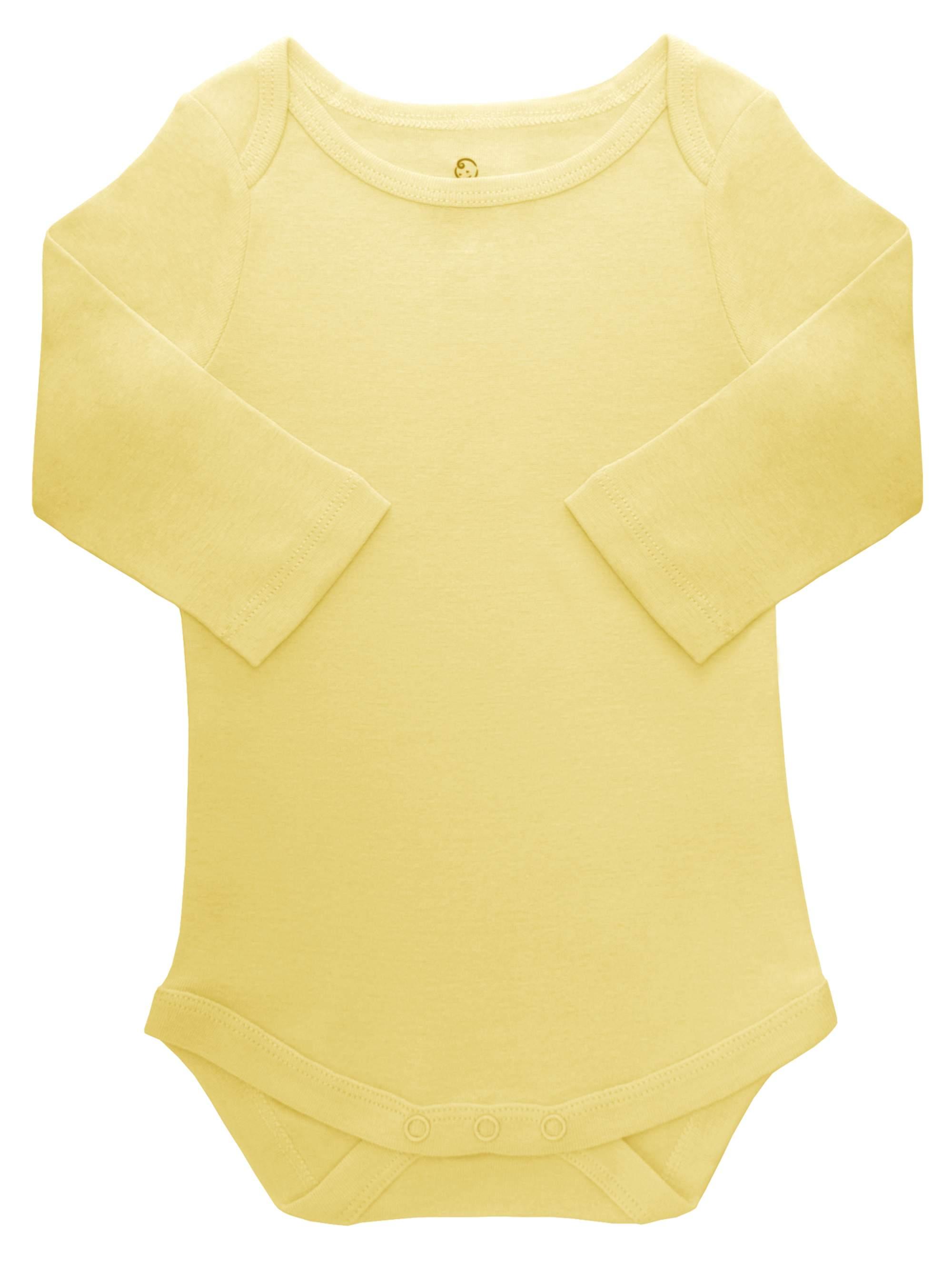 KidzStuff Long Sleeve Baby Insect Repellent Romper (Unisex)