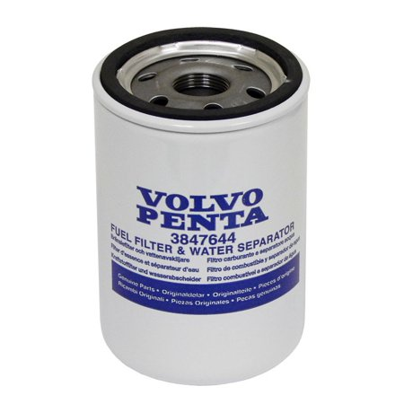 OEM Volvo Penta Marine Engine Fuel Filter & Water Separator 3847644