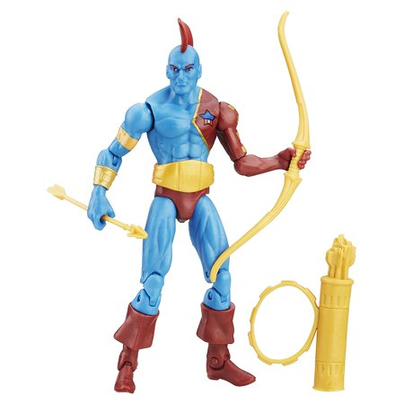 Legends Series 3.75in Yondu, Marvel Super Heroes and Super Villains By - Villain Superhero