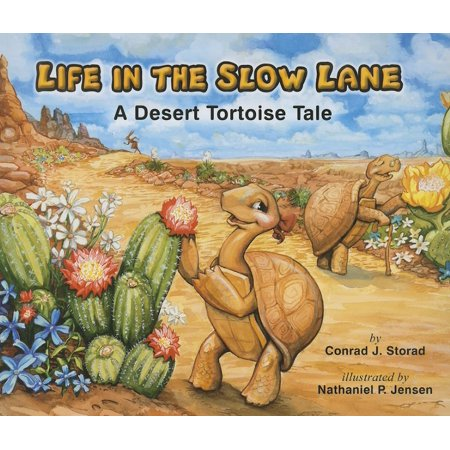 Desert Tortoises - Life in the Slow Lane : A Desert Tortoise Tale