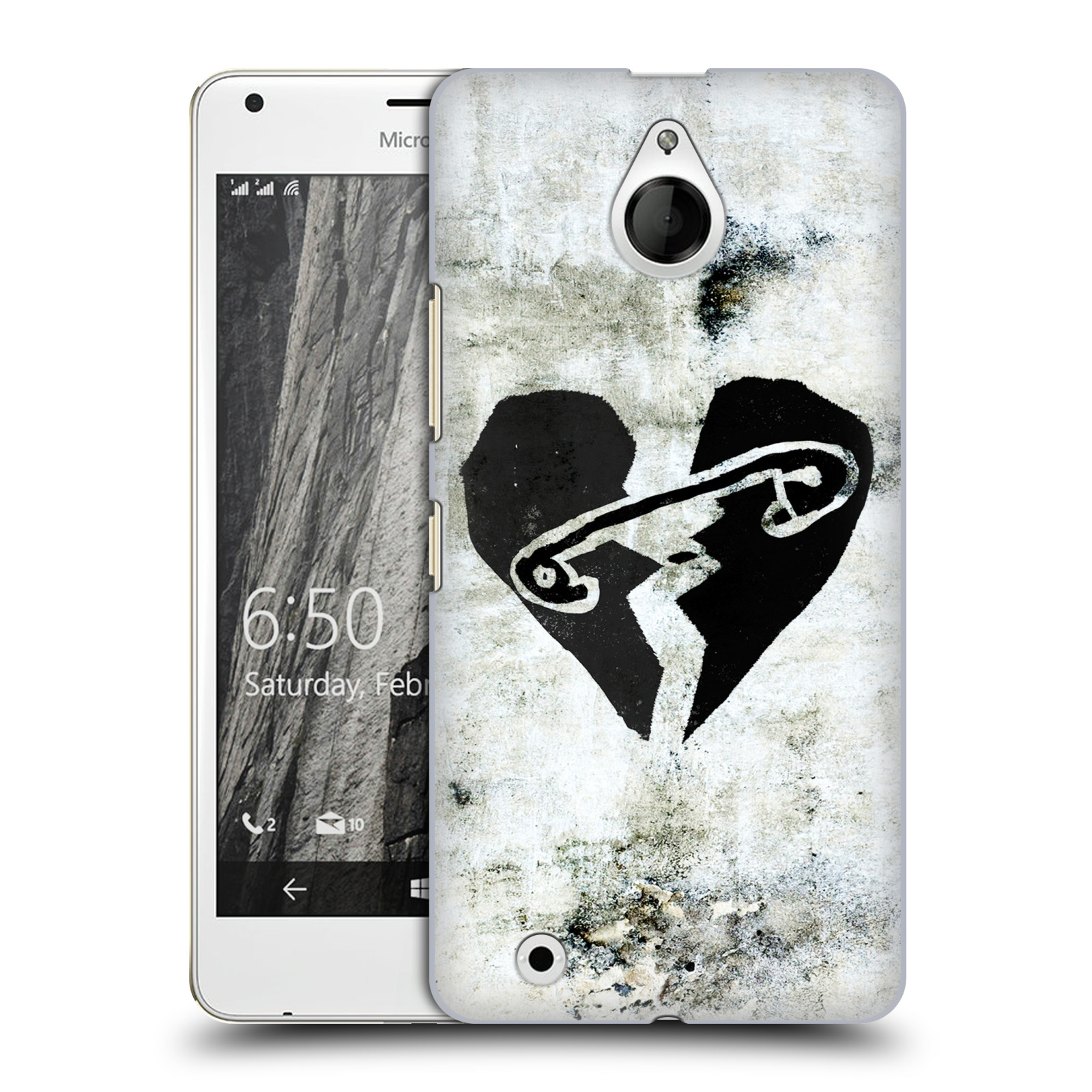 OFFICIAL 5 SECONDS OF SUMMER SOUNDS FEELS GOOD HARD BACK CASE FOR MICROSOFT PHONES