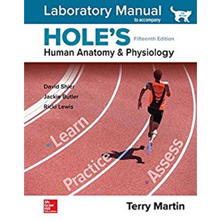 Laboratory Manual for Hole's Human Anatomy & Physiology Cat