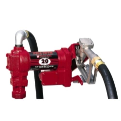 Tuthill Transfer FR4210D 12 Volt High Flow Fuel Transfer ...