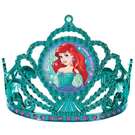 Little Mermaid Electroplated Tiara