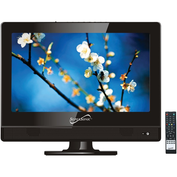 "Supersonic 13.3"" 720p AC/DC LED TV"