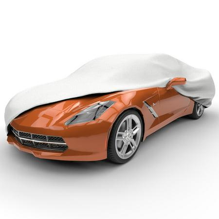 Budge Protector V Corvette Cover, 5 Layer Premium Weather Protection for Corvettes, Multiple