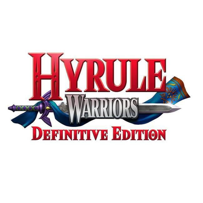 Hyrule Warriors Definitive Edition Nintendo Switch Walmart Canada