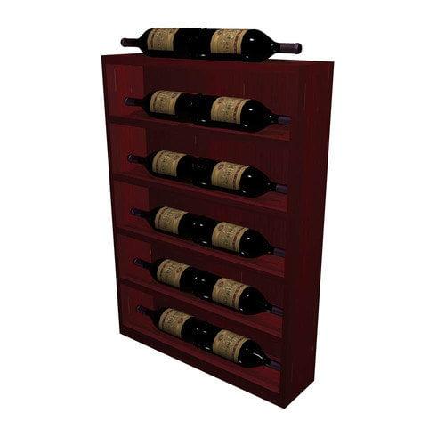 Wine Cellar Innovations Designer Series 12 Bottle Vertical Wine Rack