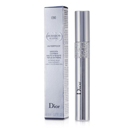 Christian Dior DiorShow Iconic Extreme Waterproof Mascara - # 090 Black - -