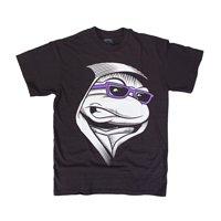 Teenage Mutant Ninja Turtles Hood Mens Black T-Shirt | 2XL