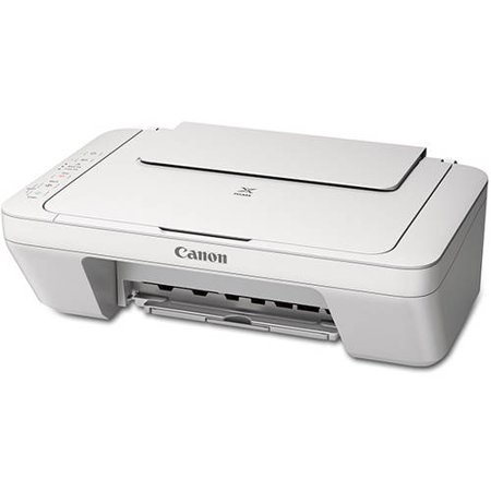 Canon Pixma Mg2920 White Wireless Inkjet Photo All In One Printer