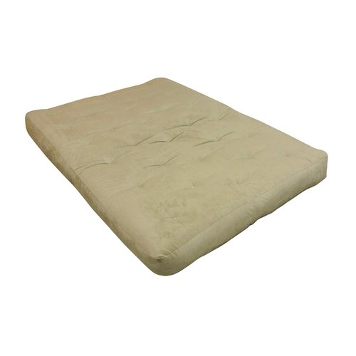 Gold Bond 8'' Cotton Cott Size Futon Mattress by Gold Bond