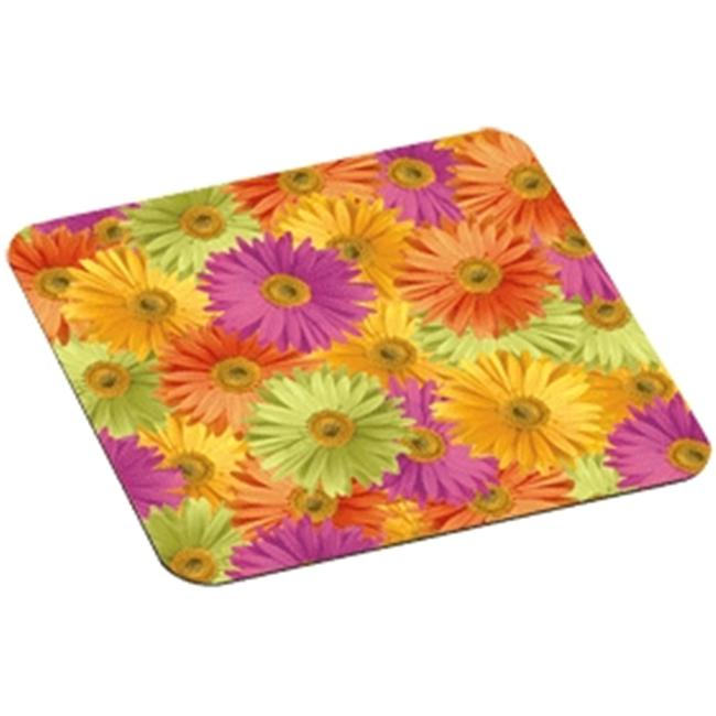 Designer Series Mouse Pad 9x8 Daisy  Pack Of 6