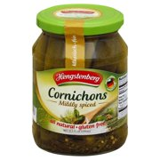 Hengstenberg Hengstenberg  Cornichons, 12.5 oz