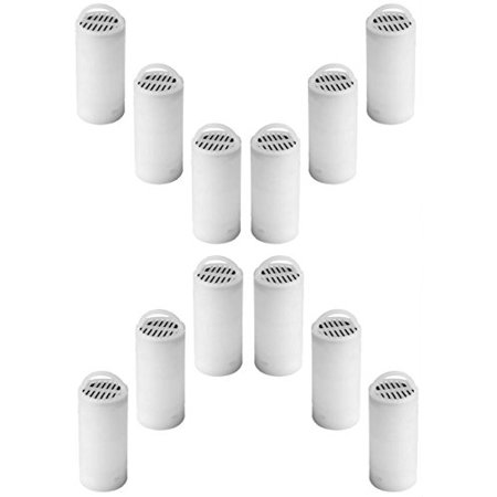 - Charcoal Water Filter Replacements for Petsafe Drinkwell 360 Pet Water Fountain By NISPIRA, 12 Filters