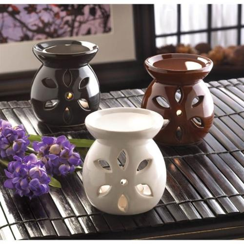 Zingz & Thingz Tiny Bloom Oil Warmer Set