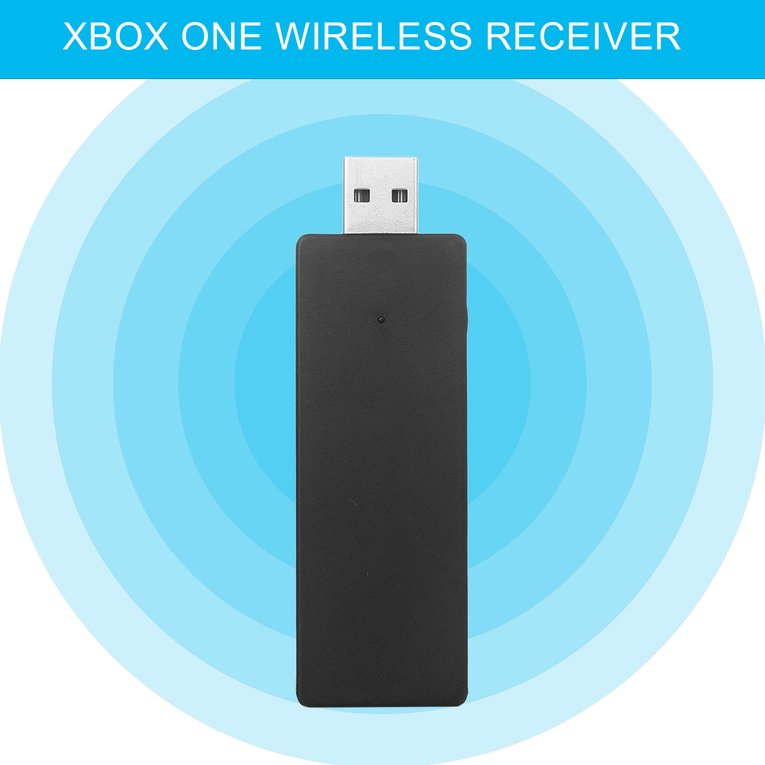 Wireless Receiver PC Adapter For Xbox One Controller For Win7/Win8/win10,