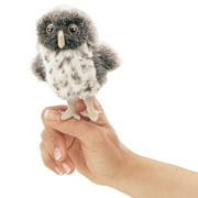 Finger Puppet Mini Spotted Owl (Other)