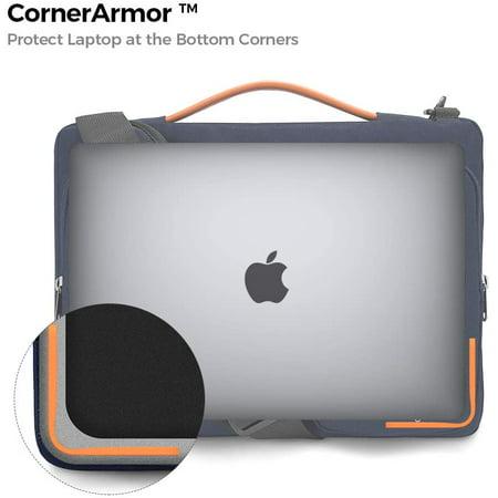 tomtoc Laptop Shoulder Bag for Microsoft Surface Laptop 3/2/1, Surface Book 2/1, 360 Protective Case Fit 13.3 Inch Old - image 2 de 5