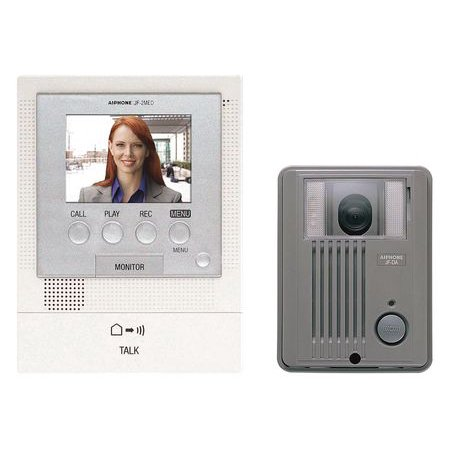 AIPHONE JFS-2AED Video Intercom Station Kit,ABS (Aiphone Intercom)
