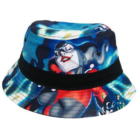 DC Comics Harley Quinn Bucket Hat](Hot Harley Quinn)