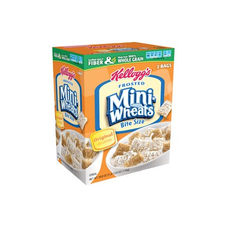Kellogg's Frosted Mini-Wheats - 58.8 oz.