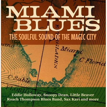 Miami Blues - The Soulful Sound Of The Magic City](Party City The Falls Miami)