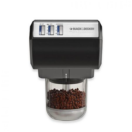 Coffee Makers Sold At Bed Bath And Beyond : Black & Decker CG700 Spacemaker Coffee Grinder & Chopper - Walmart.com