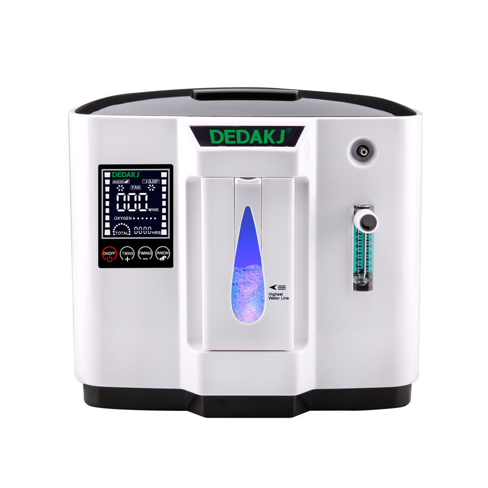 6L Oxygen Concentrator Machine Portable Generator Household Home Use Oxygenation