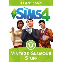 Electronic Arts 030931 The Sims 4 Vintage Glamour Stuff ESD (Digital Code)