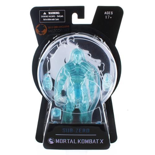 "Mortal Kombat X 6"" Action Figure: Sub-Zero (2015 SDCC Exclusive)"