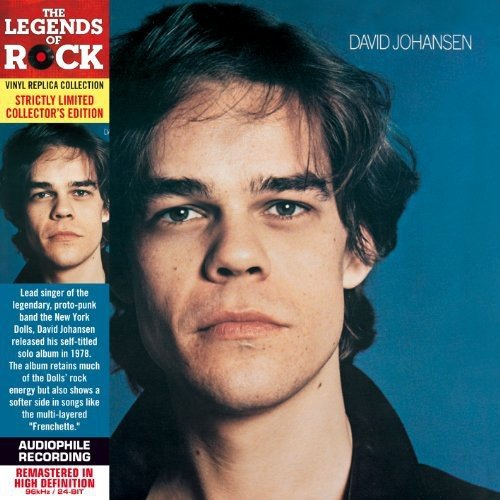 David Johansen (Coll) (Ltd) (Rmst)
