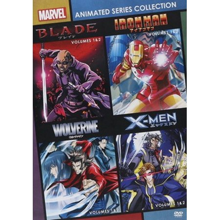 Marvel Animated Series Collection (DVD)
