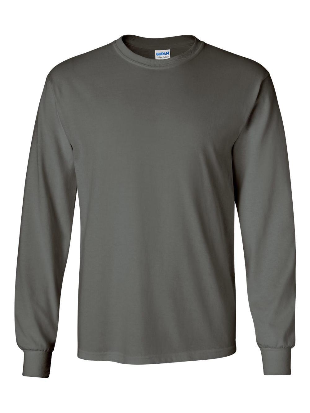Gildan - Gildan - Ultra Cotton Long Sleeve T-Shirt