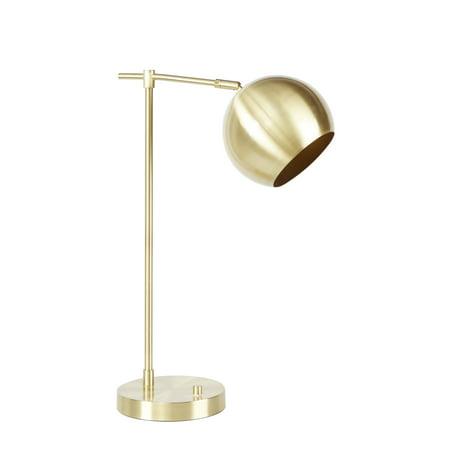 Better Homes & Gardens Orb Desk Lamp Mulitple Finishes ()