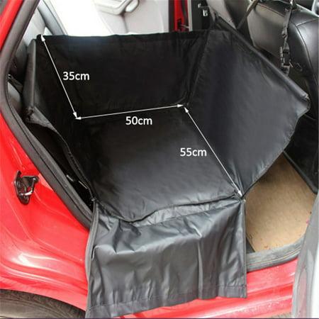 Anti-Fur Seat Cover-Pet | Carrier Dog Car Back Seat Carrier Cover| Pet Dog Mat Blanket - image 7 of 7